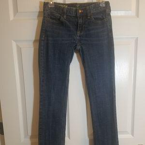 J Crew matchstick jeans size 25 S